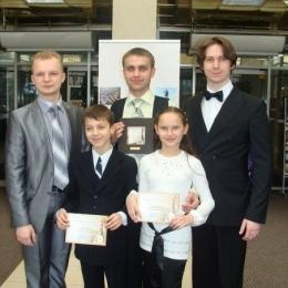 Лучшие ХГФСТ 2012