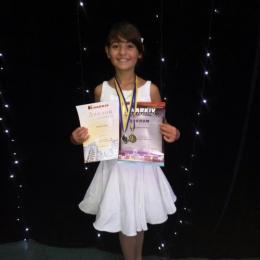 Diana winner