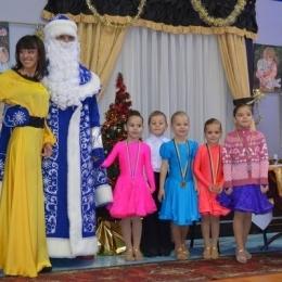 Награждение на Чемпионате Харьковской Городской Федерации Спортивного Танца