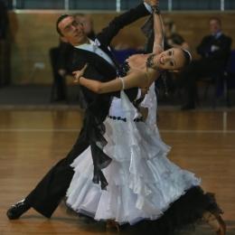 Чемпионы Украины по 10 танцам молодкжь 2 от Столицы
