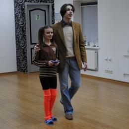 Юля Пахучая и Новый 2011 год)